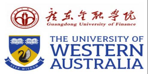 广东金融学院-西澳大学